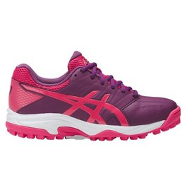 Asics Gel Hockey Lethal MP7 paars hockeyschoenen dames