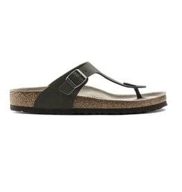 Birkenstock Gizeh Desert Soil Groen slippers dames (S)