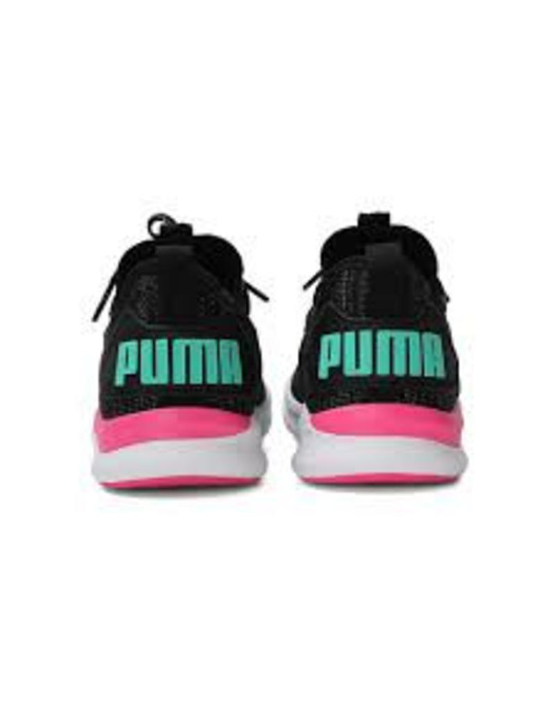 Puma Puma Ignite Flash EvoKNIT roze sneakers dames