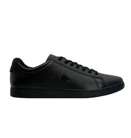Lacoste Carnaby Evo 318 7 SPM zwart sneakers heren