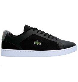 Lacoste Endliner 318 1 SPM zwart sneakers heren