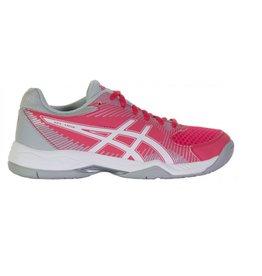 ASICS Gel Task roze grijs indoor schoenen dames