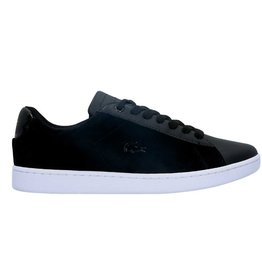 Lacoste Carnaby EVO 318 8 SPW zwart sneakers dames