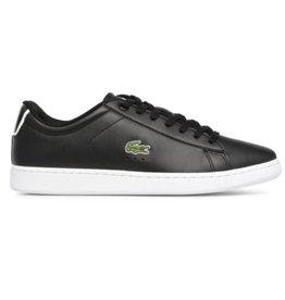 Lacoste Carnaby Evo BL 1 SPM zwart sneakers heren
