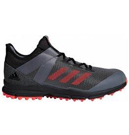Adidas Zone Dox 1.9S grijs hockeyschoenen heren