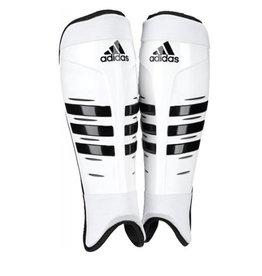Adidas hockey SG scheenbeschermer wit