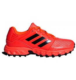 Adidas Hockey Jr oranje hockeyschoenen kids