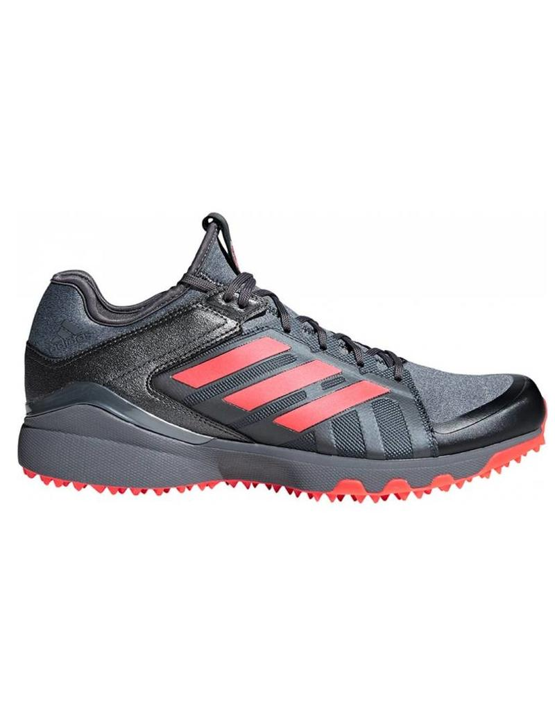Adidas Adidas Lux 1.9S zwart hockeyschoenen heren