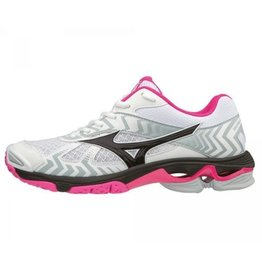 Mizuno Wave Bolt 7 wit indoor schoenen dames