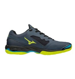 Mizuno Wave Phantom 2 blauw volleybalschoenen uni