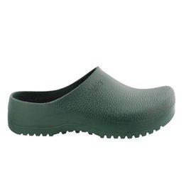 Birkenstock Super Birki groen slippers uni