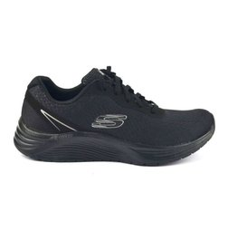 Skechers Skyline blaze by zwart sneakers dames