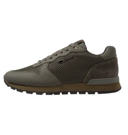 Björn Borg R605 low KPU M 0999 groen sneakers heren