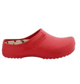 Birkenstock Super Birki rood slippers uni (S)
