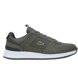 Lacoste Joggeur 2.0 318 1 SPM groen sneakers heren