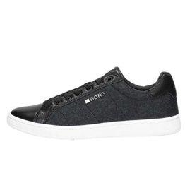 Björn Borg T306 Low WKT M  zwart sneakers heren