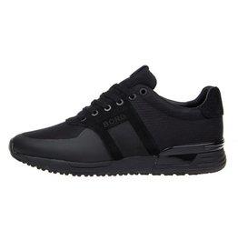 Björn Borg R106 Low Hex M zwart sneakers heren