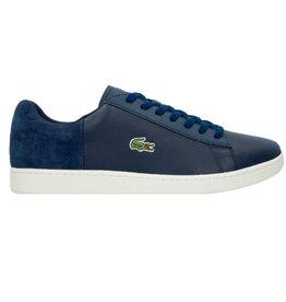 Lacoste Carnaby Evo 418 1 SPM blauw sneakers heren