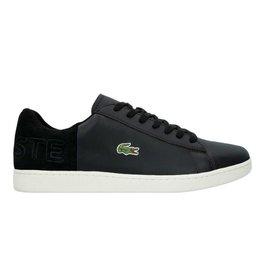 Lacoste Carnaby Evo 418 1 SPM zwart sneakers heren