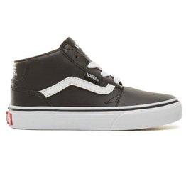 Vans YT Chapman Mid zwart sneakers kids