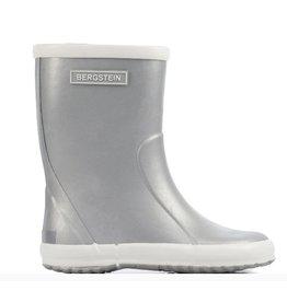 Bergstein Rainboot Glam zilver regenlaarzen kids