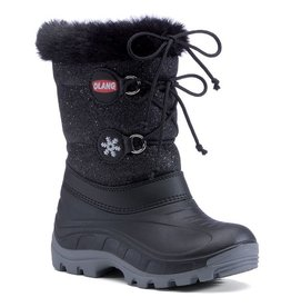 Olang Patty Kid Lx zwart snowboots kids