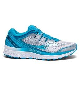 Saucony Guide ISO 2 blauw hardloopschoenen dames