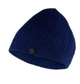 ASICS Winter beanie donkerblauw uni