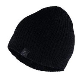 Asics Muts (beanie) winter zwart uni