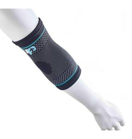 Ultimate Performance Compression Elbow Support zwart elleboogsteun unisex