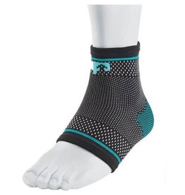 Ultimate Performance Compression Elastic Ankle Support zwart enkelsteun unisex