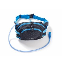 Ultimate Performance Malham 1L Ultimate Waist Hydration Pack heuptas zwart