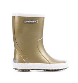 Bergstein Rainboot Glam goud regenlaarzen kids