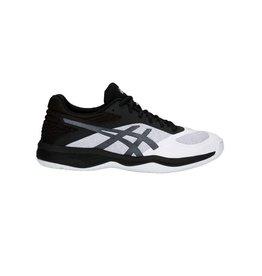 Asics Gel Netburner Ballistic FF zwart wit volleybalschoenen heren