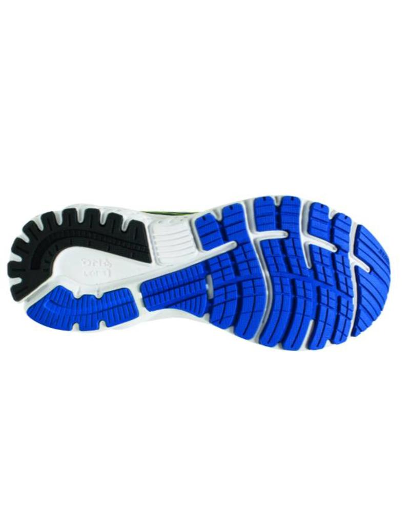 3e210e0dae486 Brooks Adrenaline GTS 19 blauw hardloopschoenen heren (1102941D429 ...