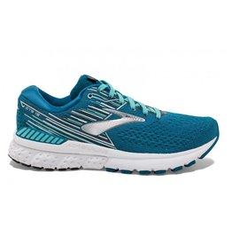 Brooks Adrenaline GTS 19 blauw hardloopschoenen dames
