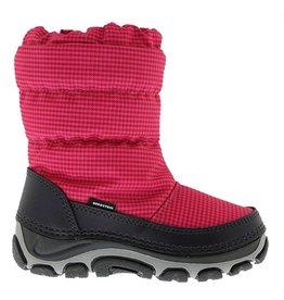 Bergstein 123 snowboots roze kids