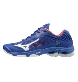 Mizuno Wave Lightning Z5 blauw volleybalschoenen heren