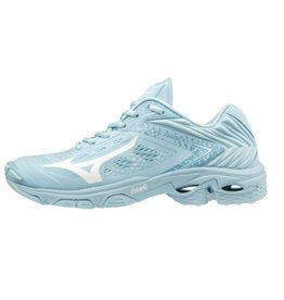 Mizuno Wave Lightning Z5 blauw volleybalschoenen dames