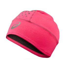 ASICS Winter beanie roze dames