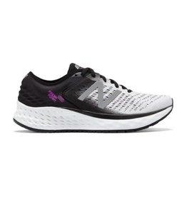 New Balance W1080WB9 zwart wit hardloopschoenen dames