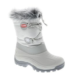 Olang OL Patty Argento Snowboots zilver meisjes
