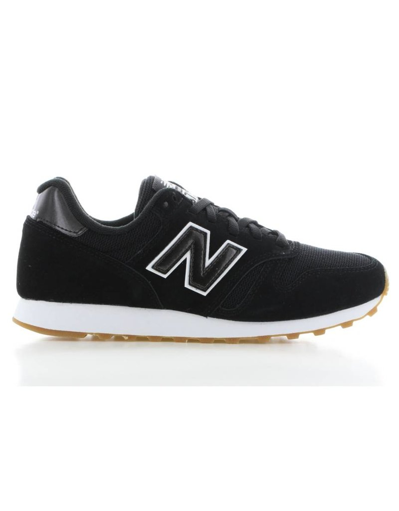 new balance dames sneakers zwart