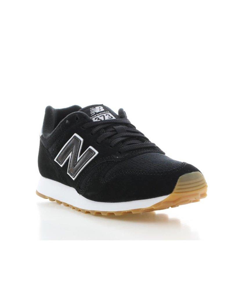941928ee5cb ... New Balance New Balance WL373BTW zwart sneakers dames ...