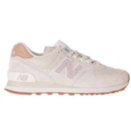 New Balance WL574LCC beige sneakers dames