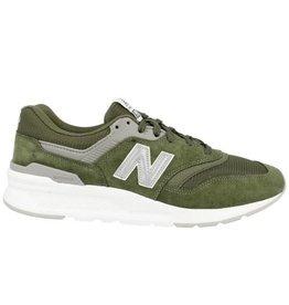 New Balance CM997HCG groen sneakers heren
