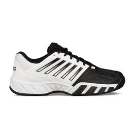 K-Swiss Big Shot Light 3 omni zwart wit tennisschoenen heren