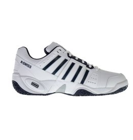 K-Swiss Accomplish III omni zwart wit tennisschoenen heren