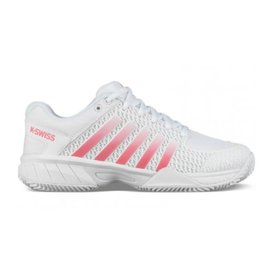 K-Swiss Express light HB wit roze tennisschoenen dames