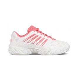 K-Swiss Big Shot Light 3 omni roze wit tennisschoenen dames